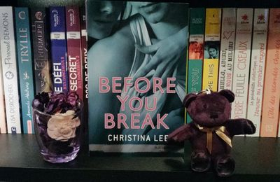 Between Breaths, tome 2 : Before you Break
