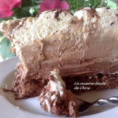Gâteaux aux 2 chocolats