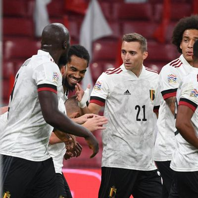Les Diables Rouges dominent le Danemark