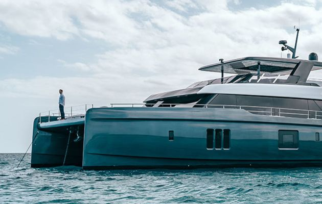 80 Sunreef Power - discovery of Great White, Rafael Nadal's catamaran motoryacht