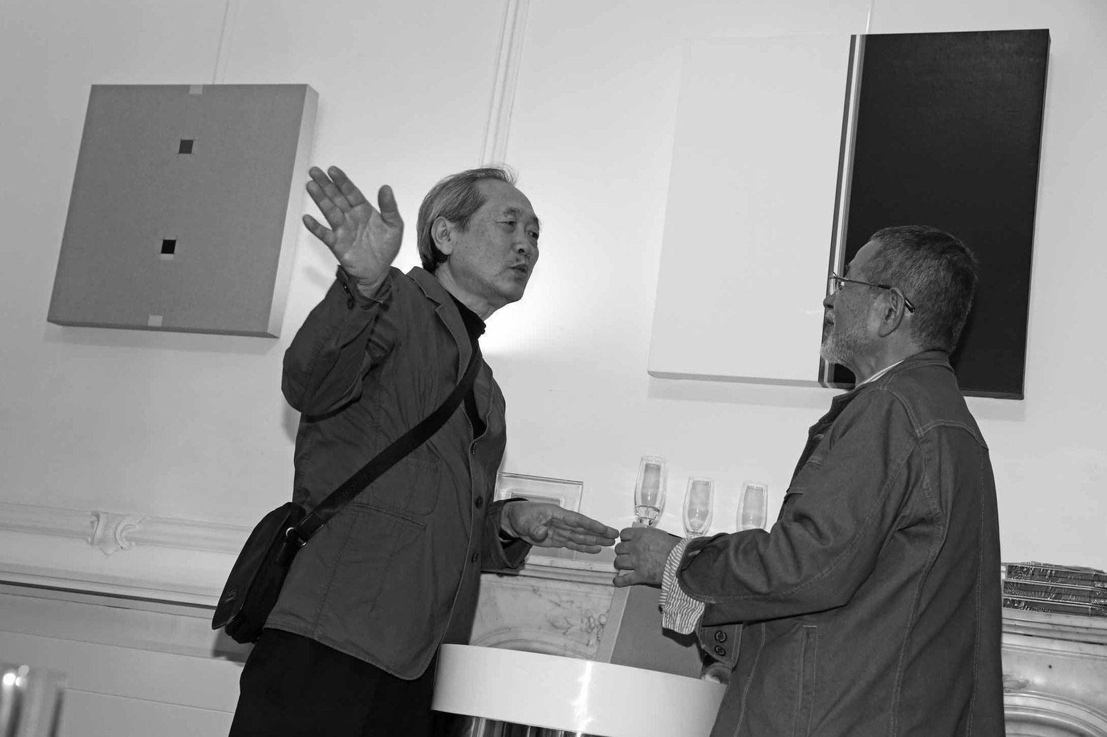 Shin Simizu, Satoru Sato