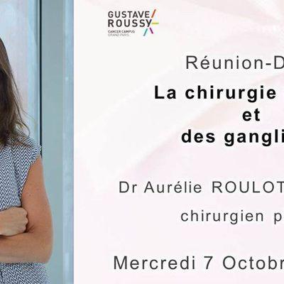 Octobre Rose à Gustave Roussy