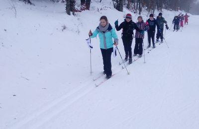 AS : Sortie Ski