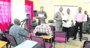 Técnicos da Saúde reforçam conhecimentos