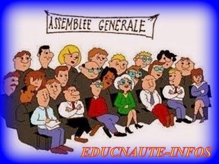 L'Association EDUCNAUTE-INFOS va réunir ses 50 adhérents en Assemblée Générale
