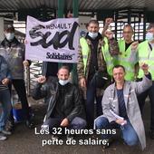 """SUD en """" expression directe """" à Renault Flins et à Orly"""