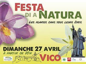 Le programme de la Festa di a natura