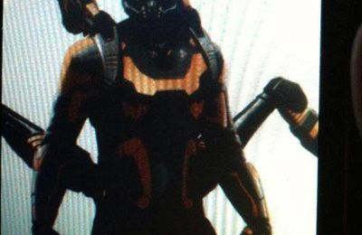 Ant-Man : le costume de Yellowjacket dévoilé ?