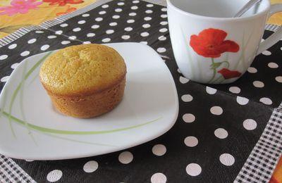 Muffins noix de coco/pépites de chocolat