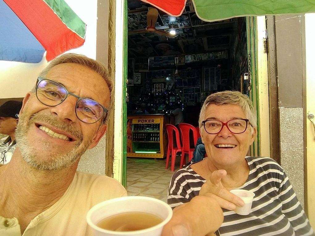 De Silvia à Villa de Leyva : du bonheur ... au confinement !