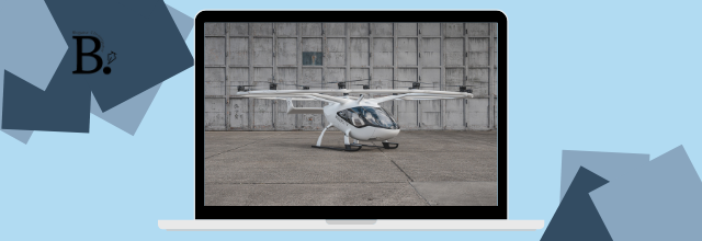 CAE and Volocopter Partner to Create the Global Air Taxi Pilot Workforce of Tomorrow