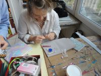 Atelier fabrication carnet 18 oct