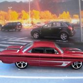 61 IMPALA HOT WHEELS 1/64 - CHEVROLET IMPALA 1961 - car-collector.net