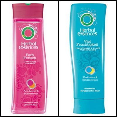 Herbal Essences & Nici Ҩ