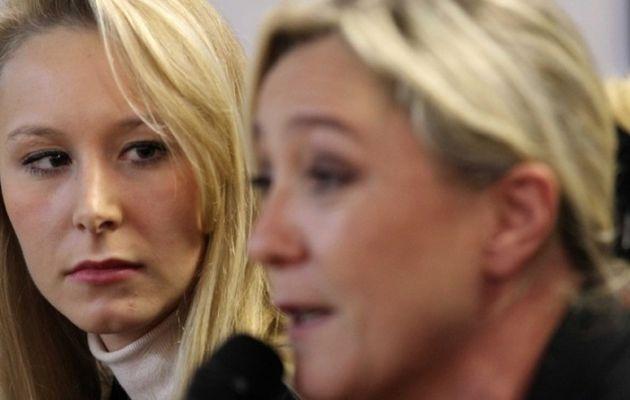 """""""LA TRICHERIE"""" DE MARINE LE PEN & MARION ?"""