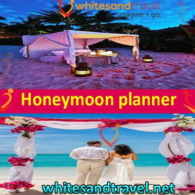 Take the best Honeymoon planner service for a memorable vacation