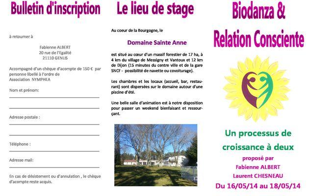 biodanza et relation consciente