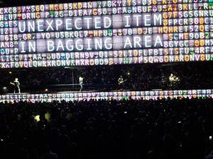 U2 -Milan -Italie 15/10/2018 -Mediolanum Forum