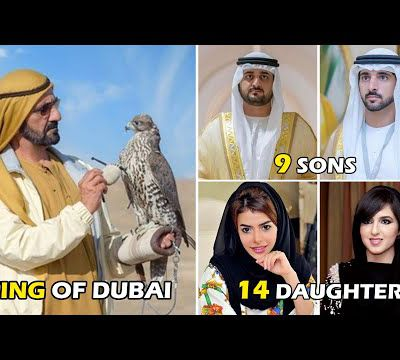 Darik Elwan: Dubai All Prince & Princess