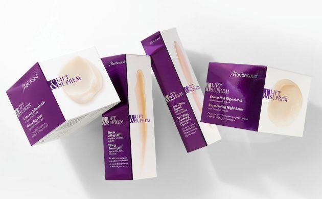 Grande distribution : nouveau packaging chez Marionnaud