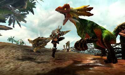 Jeux video: Monster Hunter Generations le 15 juillet sur #3DS ! #collector