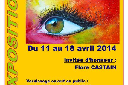 La Palette d'Or expose au Passage d'Agen