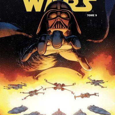 Star Wars, tome 9 : LA MORT DE L'ESPOIR