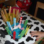 Montessori par ci et par là...revu(e) de détails - Le blog de fannyassmat, le quotidien d'une assistante maternelle en mille et une anecdotes