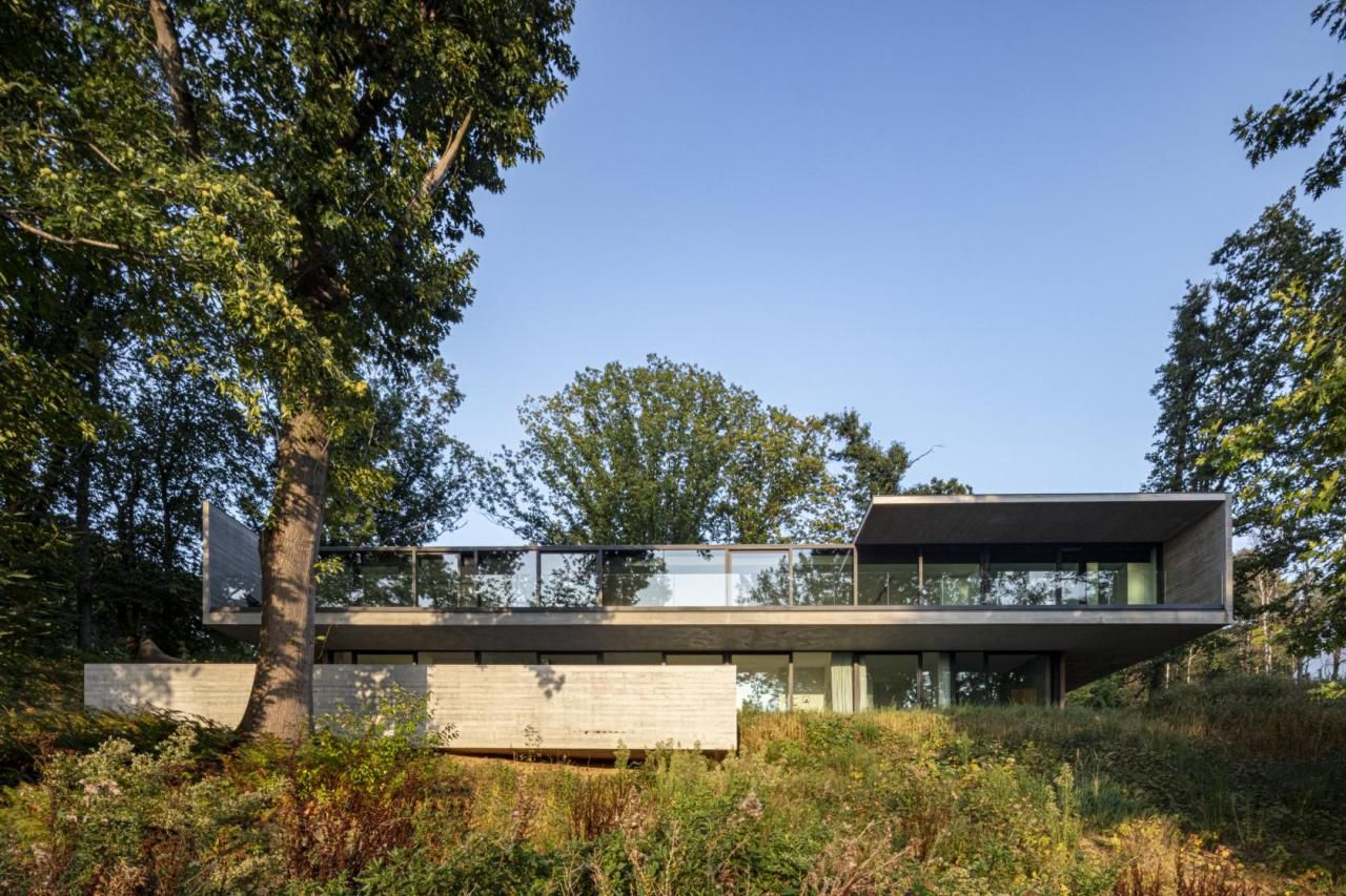 RESIDENCE FSD BY GOVAERT & VANHOUTTE ARCHITECTS