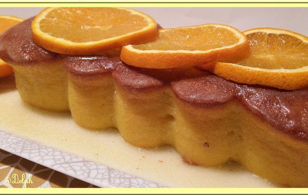 Cake à l'orange de Sophie Dudemaine