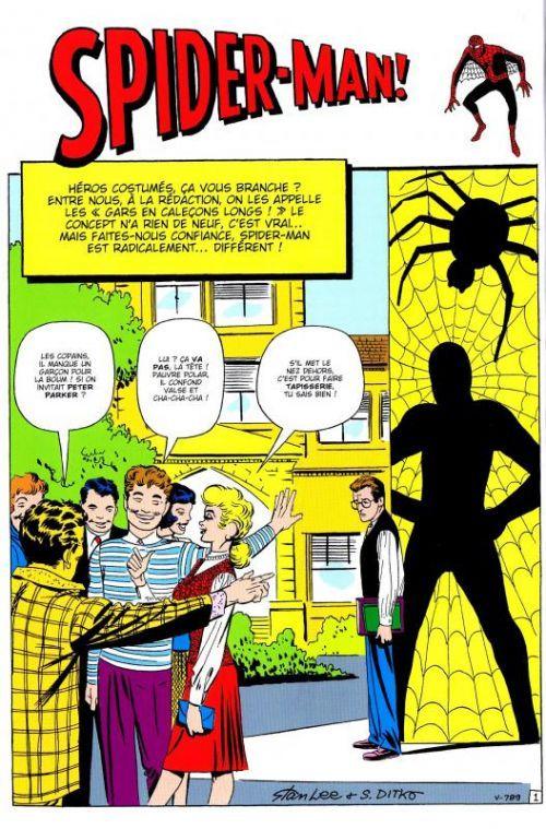 Spiderman Episode 1 : Spiderman (1)