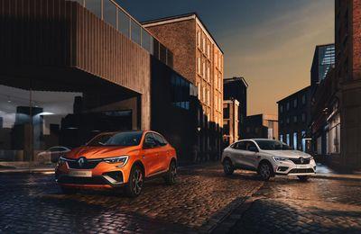 Renault Arkana: le SUV coupé arrive en 2021!