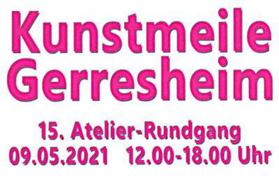 Save the Date (oder beinahe): Kunstmeile Gerresheim 2021