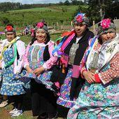 Les peuples originaires du Chili - coco Magnanville