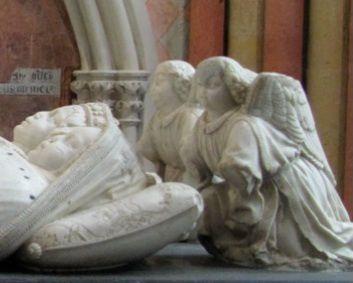 Cathédrale Saint Gatien - Tours - Le tombeau des enfants de Charles VIII