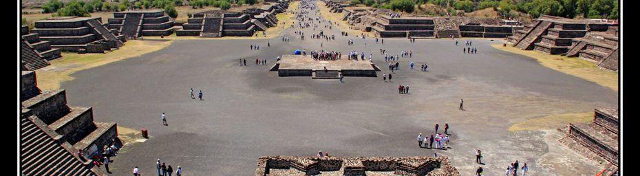 Mexique : Teotihuacan, la Cité des Dieux