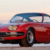Enchères : la collection Trigano, des voitures pour tous les goûts !