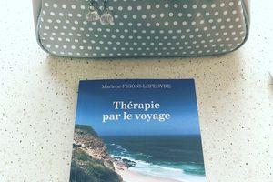 THERAPIE PAR LE VOYAGE de Marlène Figoni-Lefebvre