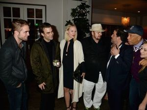 Robert Pattinson :'Seduced And Abandoned' Screening