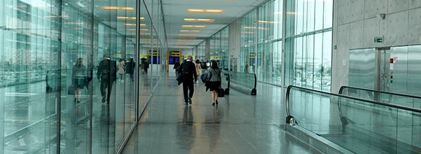 Toulouse Blagnac Airport: passenger traffic increased by +8.6% in January