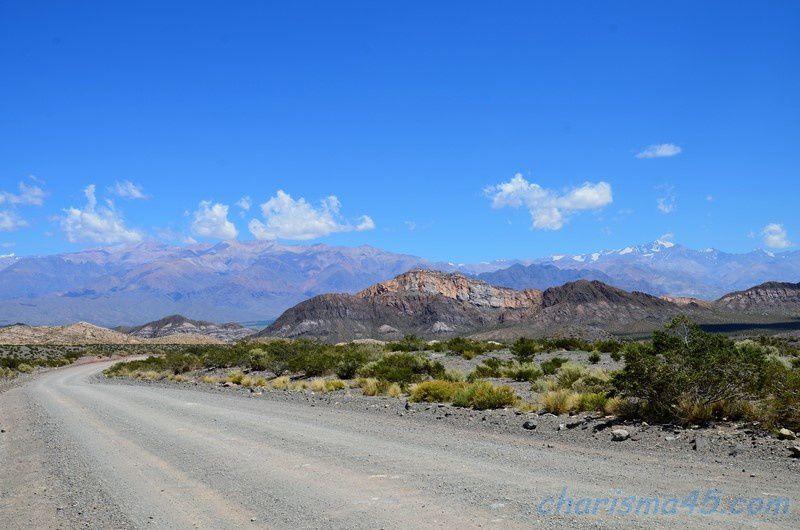 La route du général San Martin, Argentine en camping-car