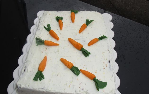 Carrot Cake - Show Culinaire N°4