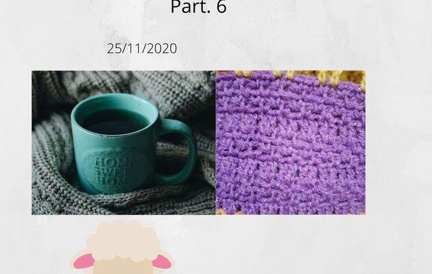 Glitter Blanket Partie 6