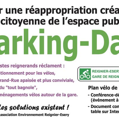 PARKING DAY !