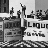 U2 -Where The Streets Have No Name -Liquor Store Rooftop - Los Angeles, Californie -27-03-1987 - U2 BLOG