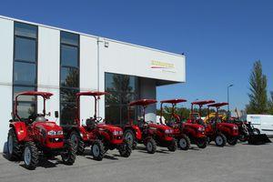 Nouveau site sécurisé pour les tracteurs Foton