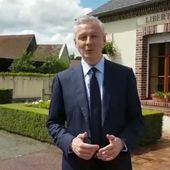 Bruno Le Maire on Twitter