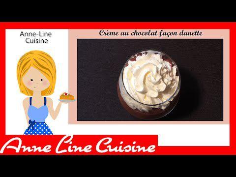 Crème dessert chocolat style Danette cookeo en vidéo