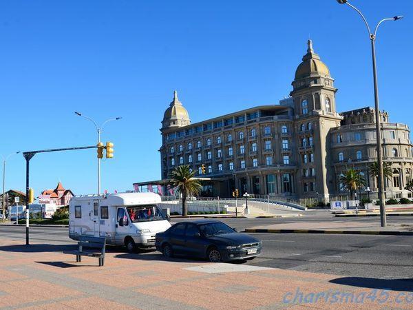 Rambla Mexico (Uruguay en camping-car)