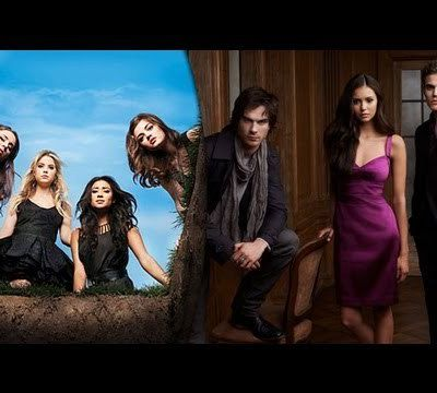 Vampire Diaries and Pretty Little Liars